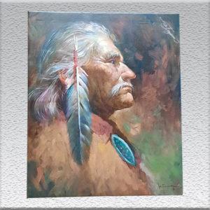 W. Fischer: Indianer