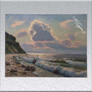 E. Lucke: Ostseeküste