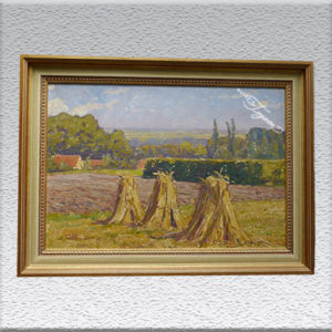 Paul Ernst Wilke: Kornhocken