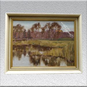 Will Dräger: Landschaft